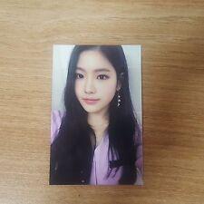 GUGUDAN gu9udan HYEYEON Official Photocard 2nd Mini Album Act.2 Narcissus Card