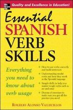 Essential Spanish Verb Skills (Paperback or Softback)