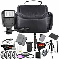 Professional Photo Accessory Bundle for Nikon D5600 DSLR Camera