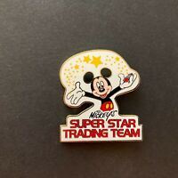 WDW - Mickey's Super Star Trading Team - Mickey Mouse Disney Pin 18807
