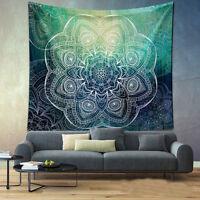 Boho Mandala Yoga Mat Wall Hanging Indian Beach Mats Throw Towel Tapestry Decor
