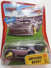 DISNEY PIXAR THE WORLD OF CARS CHASE  RACE O RAMA - IMPOUND BOOST  #75