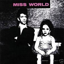 MISS WORLD ~ Self Titled ~ CD Album ~ GC!