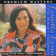 LORETTA LYNN - Coal Miner's Daughter, Country,  **NEW CD**