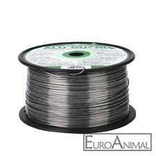 AKO Weidezaundraht Aluminium - 1,6mm - 400m - Aludraht Weidedraht Aluminiumdraht