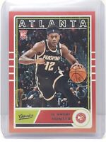 2019-20 Panini Chronicles Classics #635 De'andre Hunter RC Rookie Atlanta Hawks