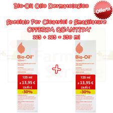 Bio-Oil Olio Dermatologico Bio Oil Speciale X Cicatrici e Smagliature 2 x 125 ml
