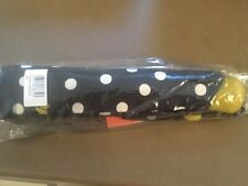 RADLEY Black  Vintage Dog Dot Mini Telescopic Umbrella