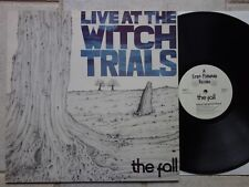 The caso – Live at The Witch Trials LP MINT first issue Step-forward SFLP 1
