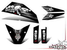 KTM Supermoto 690 R (2007-2010) | SM DEKOR DECAL KIT Aufkleber Sticker graphics