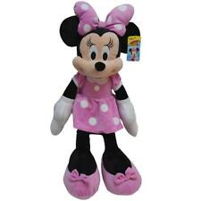 "Disney Pink Minnie Mouse Large Stuffed Animal 25"" inches Plush Soft Doll New/tag"
