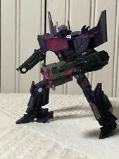 Transformers Fall of Cybertron Shockwave 100% Complete w/ weapons & instructions