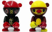 "TREXI 3"" SERIES DevilRobots Robot Designer FIGURE Set of 2"