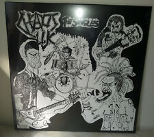 LP CHAOS UK - TOTAL CHAOS - THE SINGLES COLLECTION - NUOVO NEW