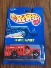 1989 Hot Wheels Rescue Ranger #45 w/ Speed Points