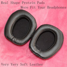 Lambskin Ear Pads Cushions EarCups Muffs Case Cover For Denon AH-D7100 Headphone