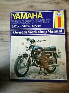 Haynes Yamaha 250 & 350 Manual 1970 - ON