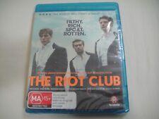 The Riot Club (2014) - Blu-Ray Region B | New | Sam Claflin | Max Irons