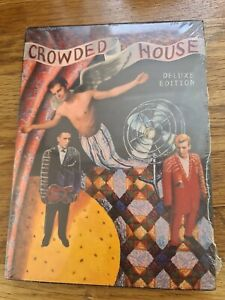Crowded House - Deluxe Edition **Hardbook** 2 CDs