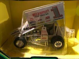 SAMMY SWINDELL #1 BULL & HANNAH'S RACING CHAMPIONS 1/24th  SCALE SPRINT CAR