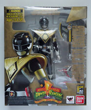 SDCC Comic Con 2014 Exclusive S.H. Figuarts Bandai Black Armored Power Ranger