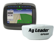 Ag Leader Compass with 6000 GPS Reciever Lightbar field mapping