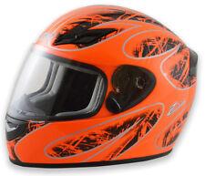 ZAMP - FS-8 M2015 Racing Helmet - Snell Rated Full Face Karting Motorcycle DOT+