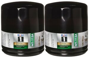 Mobil 1 (M1-113A) Extended Performance Oil Filter (Pack of 2)