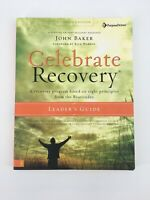 Celebrate Recovery Leader's Guide Updated Edition Leader's Guide