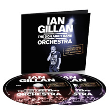 IAN GILLAN WITH THE DON AIREY BAND & ORCHESTRA Contractual Obligation MOSCOW 2CD