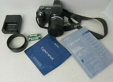 Sony Cybershot DSC-H5 Digital Camera 7.2MP 12X Zoom 3