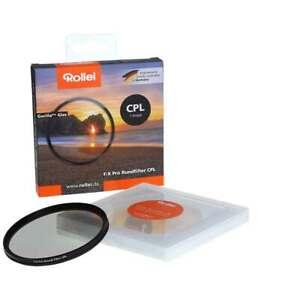 Rollei F:X Pro   Polfilter cirkular CPL Ø 82 mm  