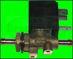 Magnetventil  für Kettenöler 12V  DC NEU