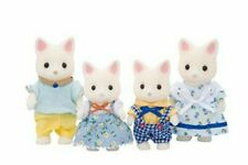 Sylvanian Families Calico Critters FS-12 Silk cat family set 4905040144003
