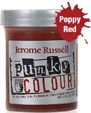 Jerome Russell Punky Color Semi Permanent Hair Dye 100mL Poppy Red