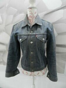 LEVI'S Jeans Jacke Jeansjacke Gr.S 36-38 *TOP*