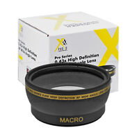 52mm XIT Pro series 0.43x HD Wide Angle Lens for Nikon D40X D200 D300 D600 D800