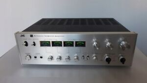 JVC 4VN-770 4 Channel Integrated Amplifier Incredible Pure Sound made 1971-1973