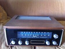 McIntosh  MX 113 Vintage preamplifier with tuner (receiver)with wooden case