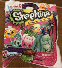 Shopkins Season 5 Single Blind Mystery Bag     (BRAND NEW)