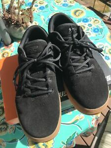 Brand NEW Ride Concepts Men's Vice Black/Gum sole size 10.5 (2020)