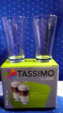 WMF Tassimo Latte Macchiato Gläser 2 Stück Neu