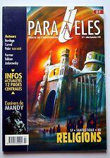 Parallèles précis de l'imaginaire Tolkien Jodorowsky Pelot Bordage Mandy 1998