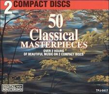 50 Classical Masterpieces / Various : 50 Classical Masterpieces Classical