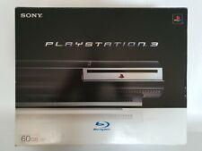 Sony Playstation 3 PS3 60 Go CECHC04 Piano Black Rétrocompatible PS1 et PS2