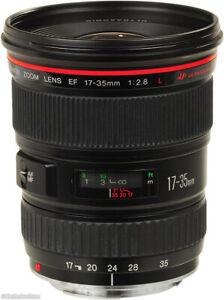 Canon EF 17-35mm f/2.8 L