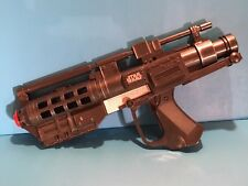 2005 STAR WARS Stormtrooper Grievous Blaster Gun HASBRO Silly String COSPLAY