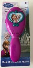 Disney Frozen Elsa Anna Light UP Musical Hair Brush toy NEW