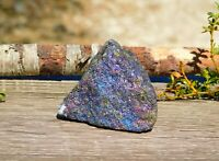 Peacock Ore Bornite Purple Blue Pink Iridescence 135g to Cleanse Balance Energy