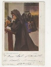Creaciones Femeninas Gloria Spain 1902 Art Postcard 439a
